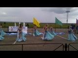 супер микс на стадионе (хоровод +танец живота)хореограф Матрунич Екатерина